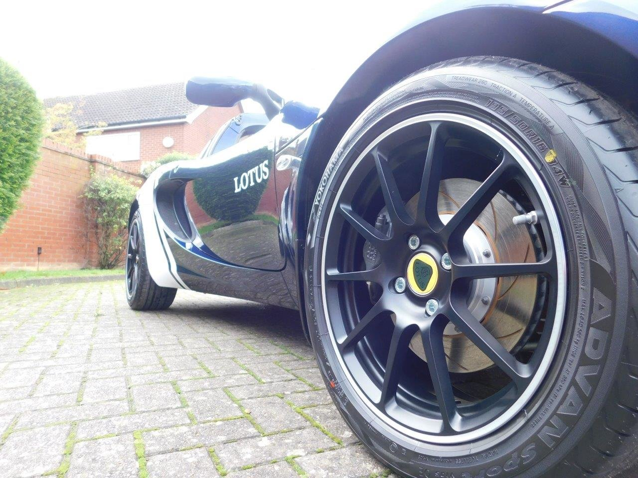2020 Lotus Elise Heritage Edition Rob Walker Special For Sale (picture 19 of 24)