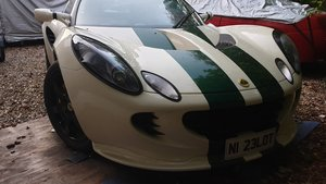 Picture of 2003 Lotus Elise Type 23. RARE Number 1 of 50