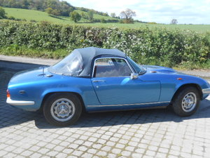 Picture of 1970 Elan S4 SE