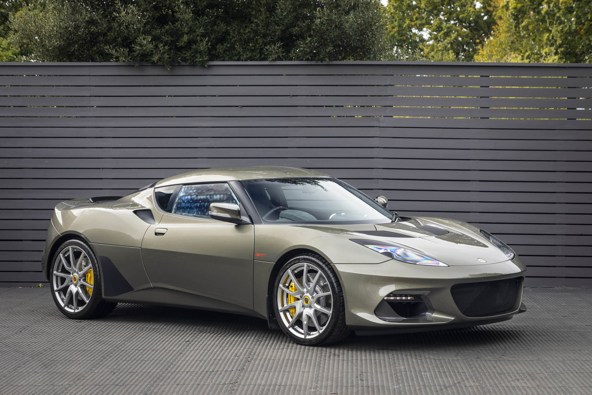 2020 LOTUS EVORA GT410, 2 + 2, NEW For Sale (picture 1 of 6)