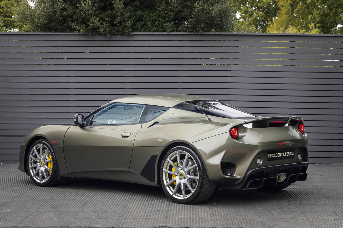 2020 LOTUS EVORA GT410, 2 + 2, NEW For Sale (picture 2 of 6)