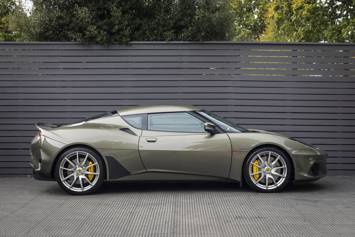 2020 LOTUS EVORA GT410, 2 + 2, NEW For Sale (picture 3 of 6)