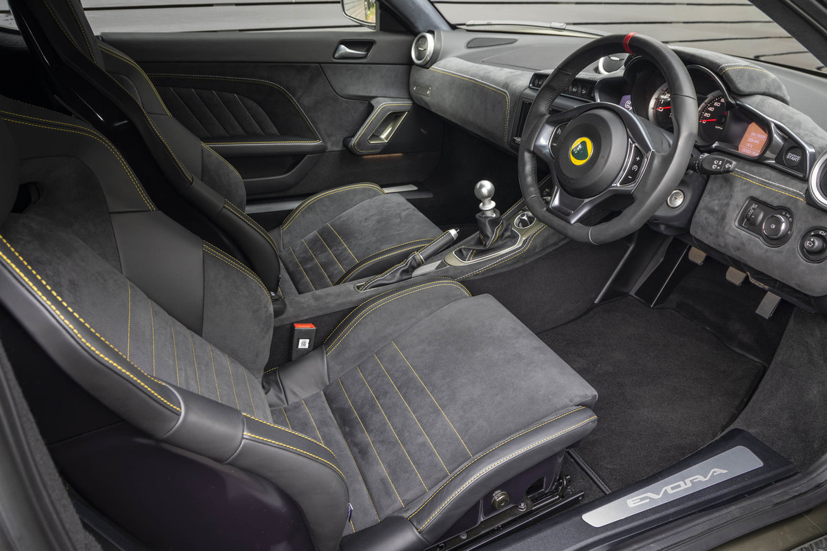 2020 LOTUS EVORA GT410, 2 + 2, NEW For Sale (picture 4 of 6)