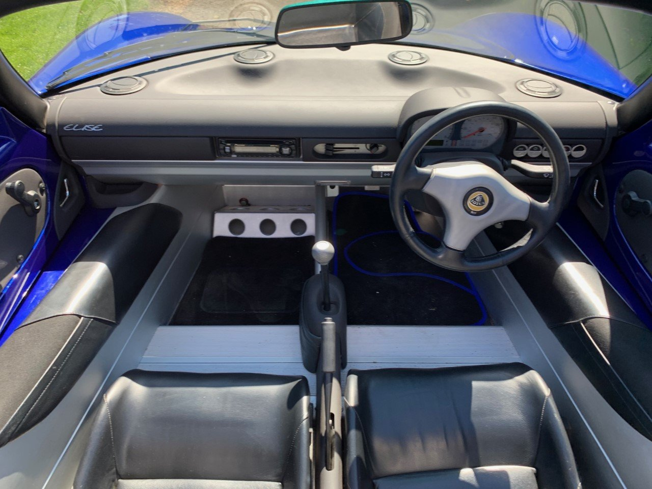 2000 Lotus Elise S1 - ONLY 17,900 Miles *** NOW SOLD *** For Sale (picture 5 of 6)