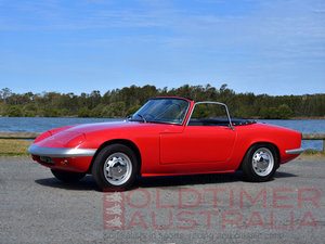 Picture of 1967 Lotus Elan S3 Drophead Coupe For Sale