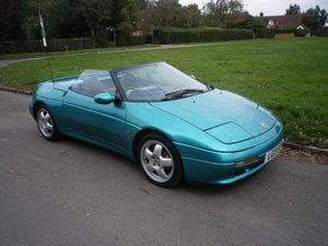 Limited Edition Lotus Elan S2 M100