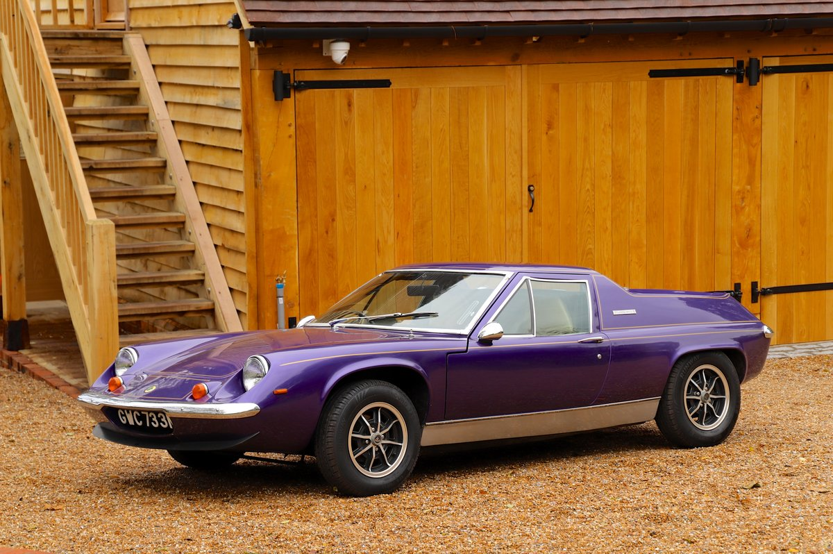 Lotus Europa Twin-Cam Special, 5 Speed, 1975. For Sale (picture 1 of 6)