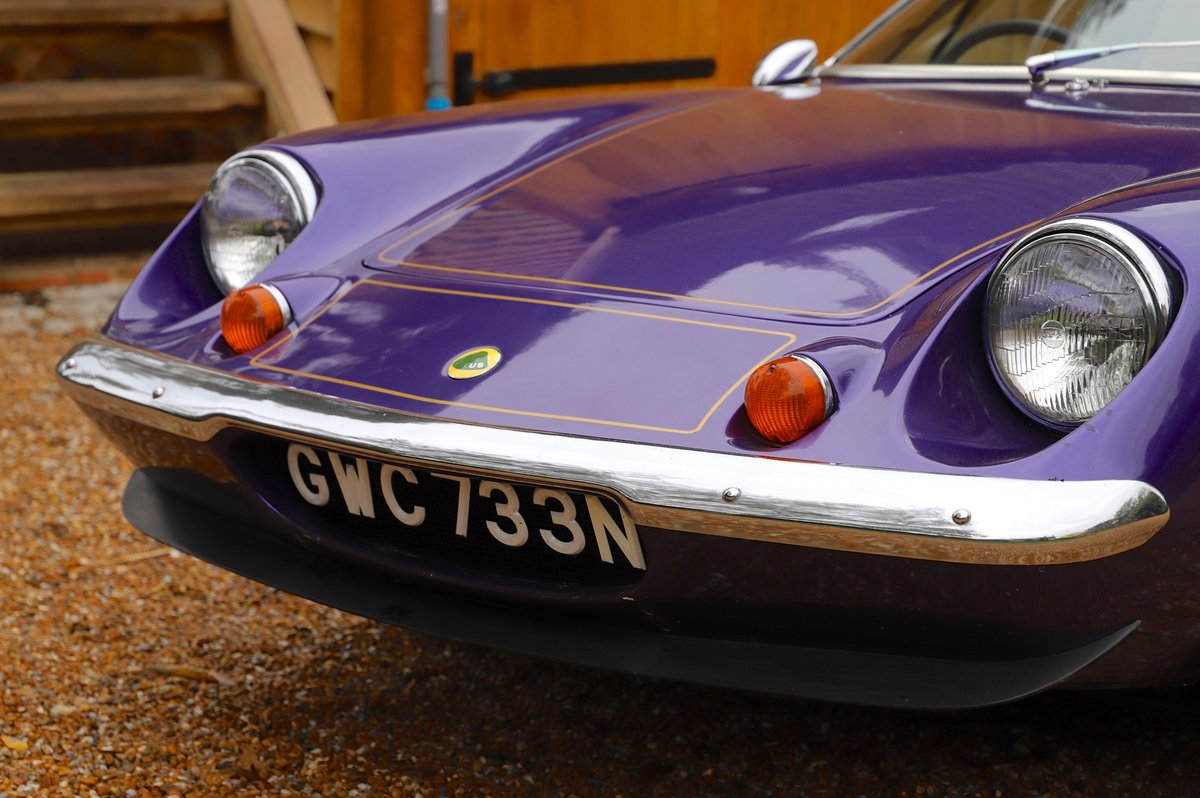 Lotus Europa Twin-Cam Special, 5 Speed, 1975. For Sale (picture 6 of 6)
