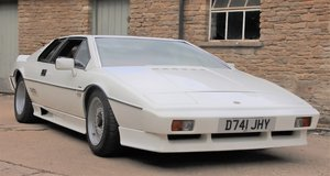 Picture of 1986 Lotus Esprit Turbo - Classic British Supercar