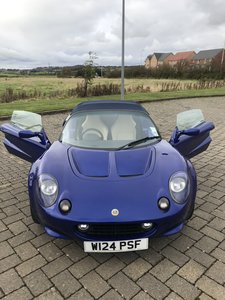 Picture of 2000 Lotus elise 111s s1 azure blue 5k miles
