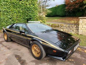 Picture of 1979 Lotus Esprit S2 at ACA 7th November