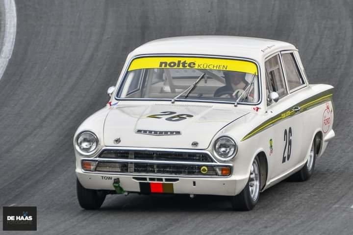 Picture of 1965 Lotus Cortina FIA racecar For Sale