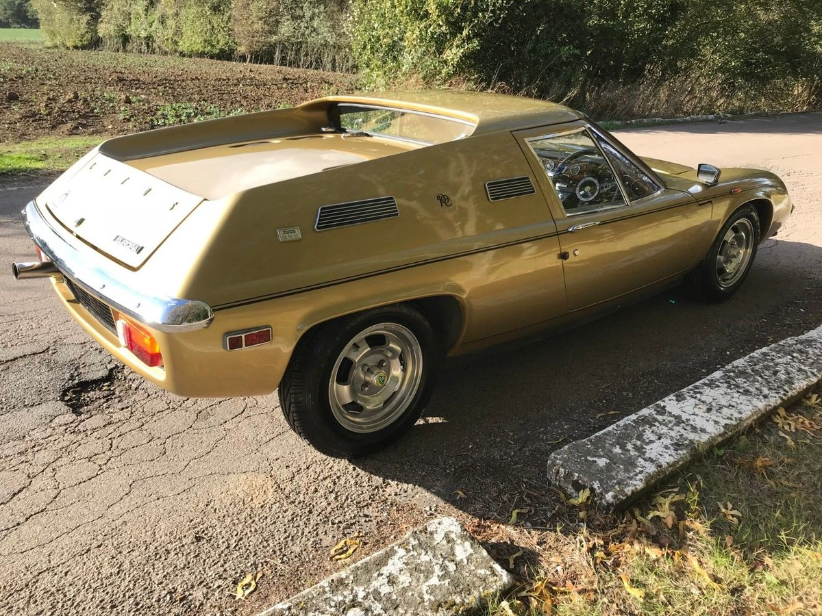 1969 lotus europa s2 For Sale (picture 2 of 6)