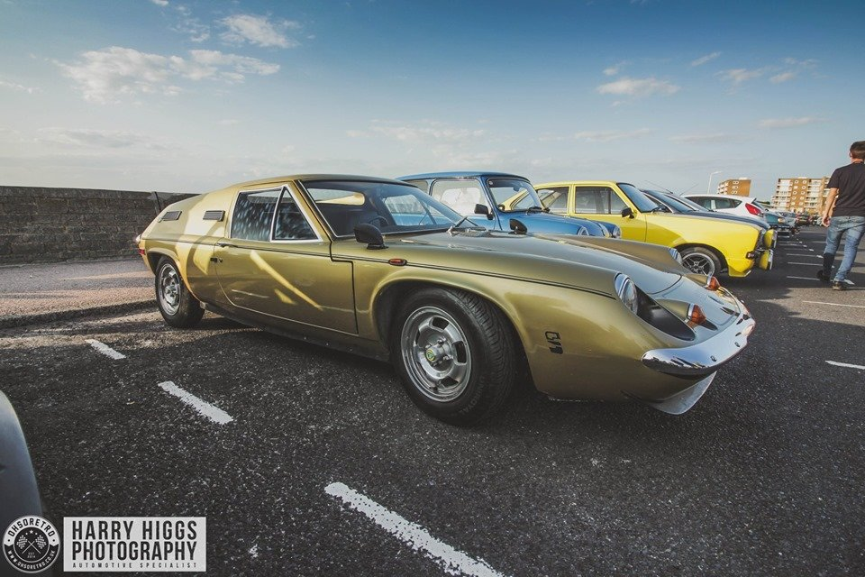1969 lotus europa s2 For Sale (picture 3 of 6)