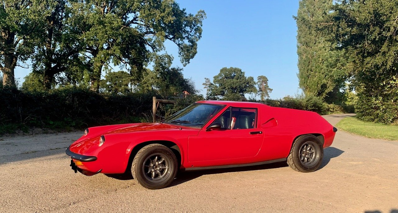 1970 Lotus Europa twin cam engine For Sale (picture 1 of 6)