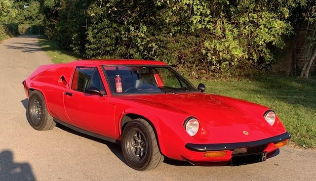 1970 Lotus Europa twin cam engine For Sale (picture 2 of 6)