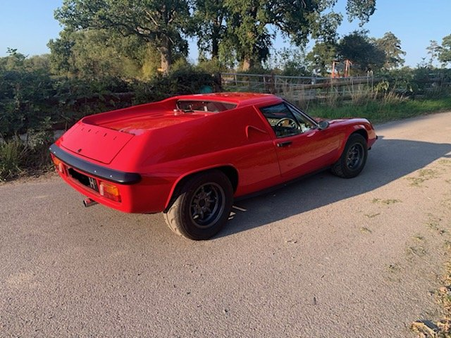 1970 Lotus Europa twin cam engine For Sale (picture 3 of 6)
