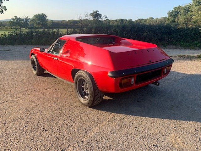 1970 Lotus Europa twin cam engine For Sale (picture 4 of 6)