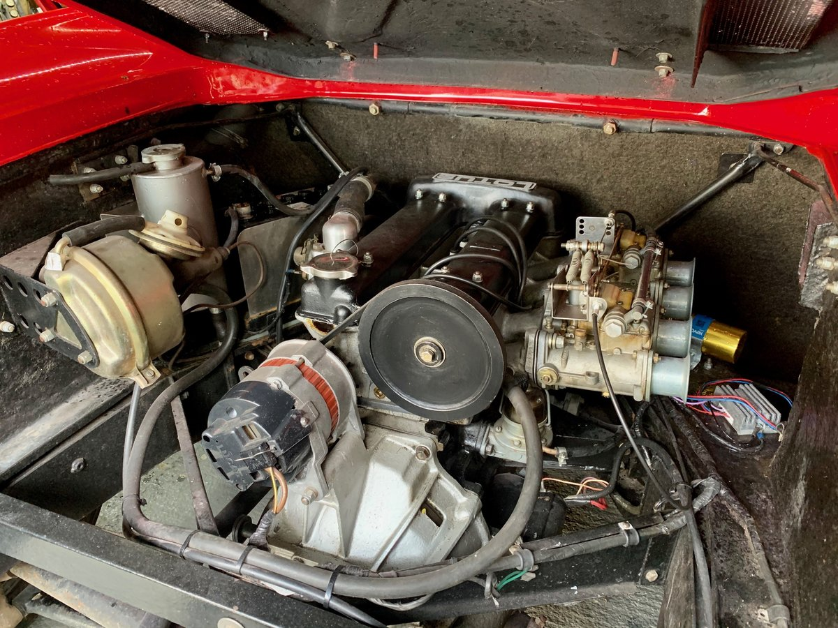 1970 Lotus Europa twin cam engine For Sale (picture 6 of 6)