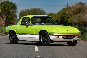 Picture of 1972 Lotus Elan Sprint For Sale