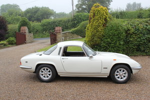 Lotus Elan-  perfect for Road hills and Sprints