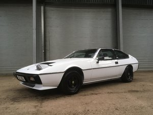 Picture of 1981 Lotus Series 2 Eclat with cherished registration For Sale by Auction