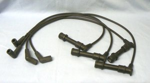 Picture of 1980 Lotus Elan H T Cable set code A100E6153F