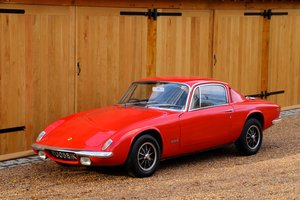 Picture of Lotus Elan+2S130/4, 1972.   One we sold 5 years ago. For Sale