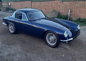 Lotus Elite Type 14 Restored
