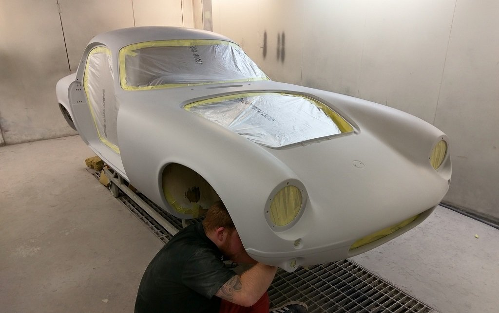 1959 Lotus Elite Type 14 Restored For Sale (picture 2 of 6)
