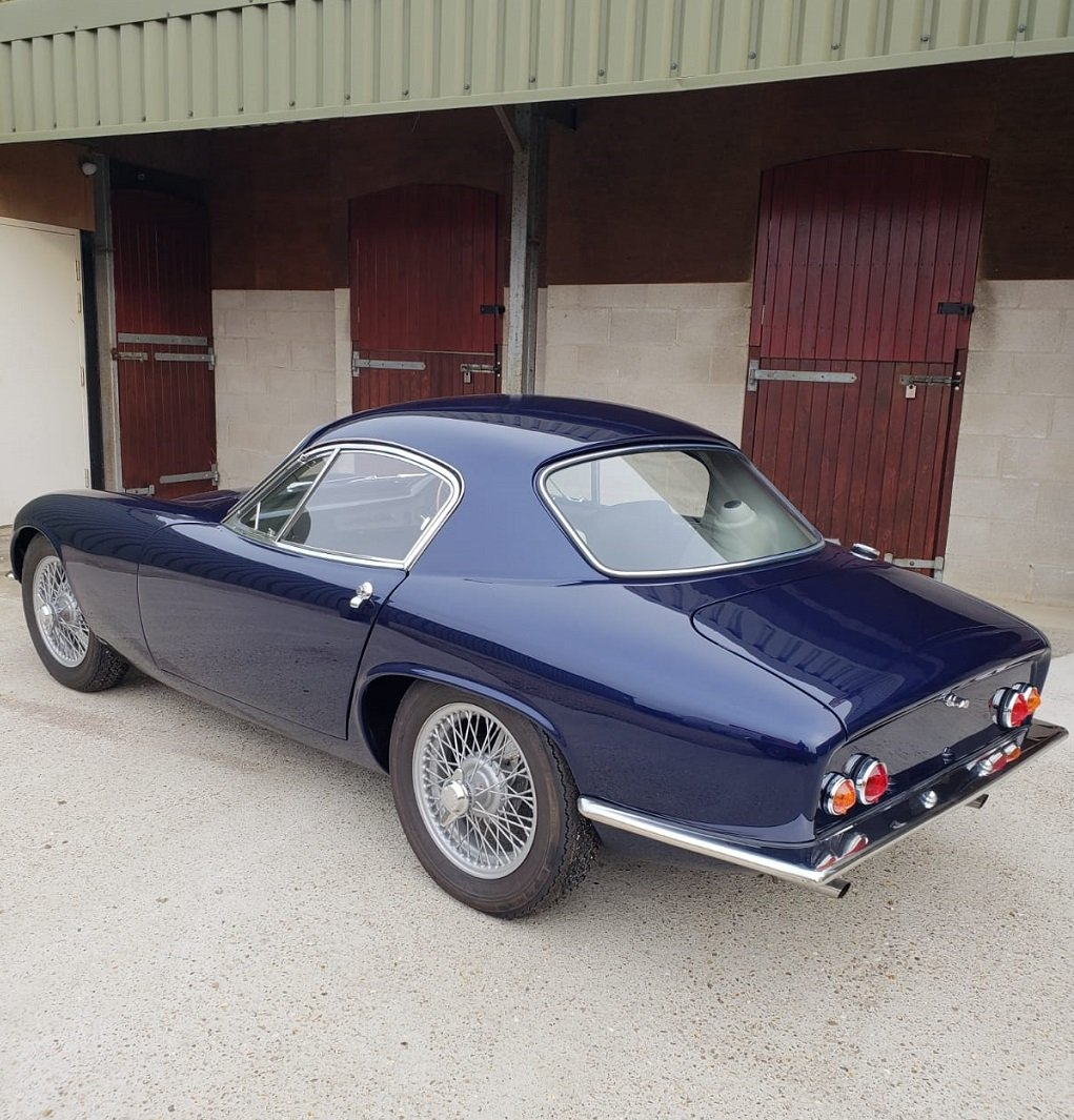 1959 Lotus Elite Type 14 Restored For Sale (picture 6 of 6)