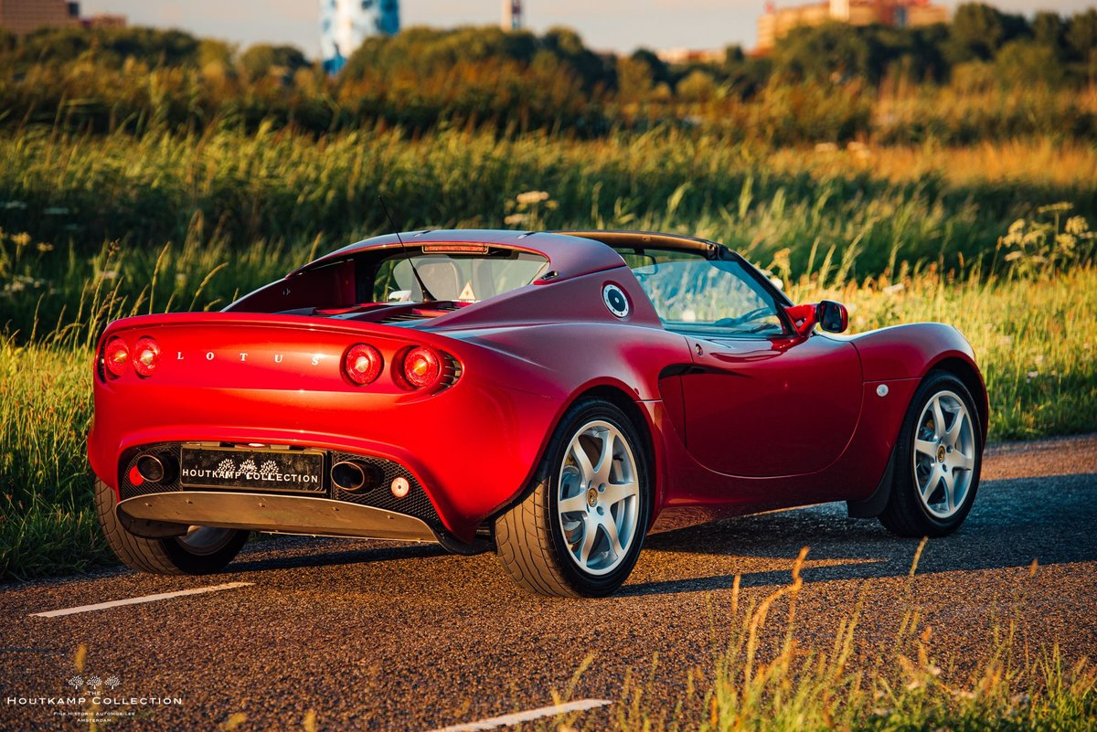 2002 LOTUS ELISE, Series II, 34000KMS SINCE NEW For Sale (picture 4 of 6)