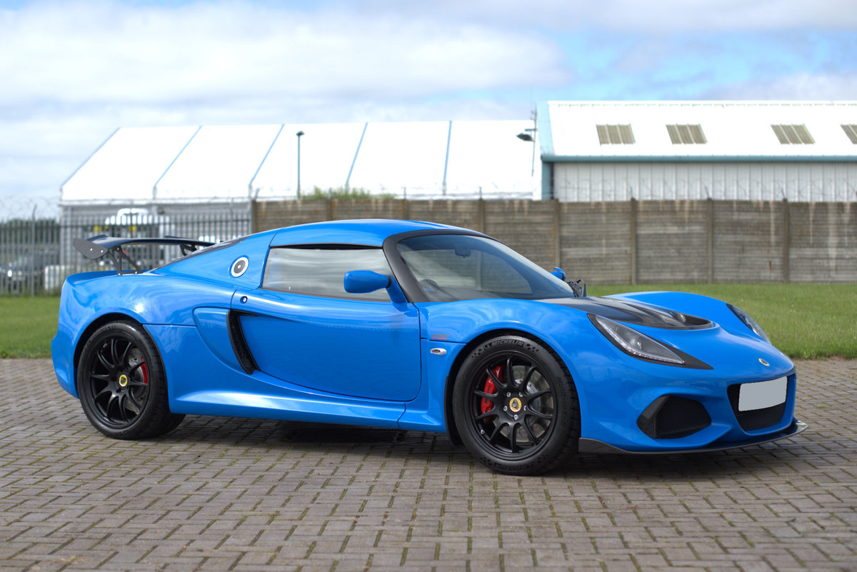 2020 Lotus Exige Sport 410 Demo (PRICE REDUCTION) SOLD (picture 3 of 13)