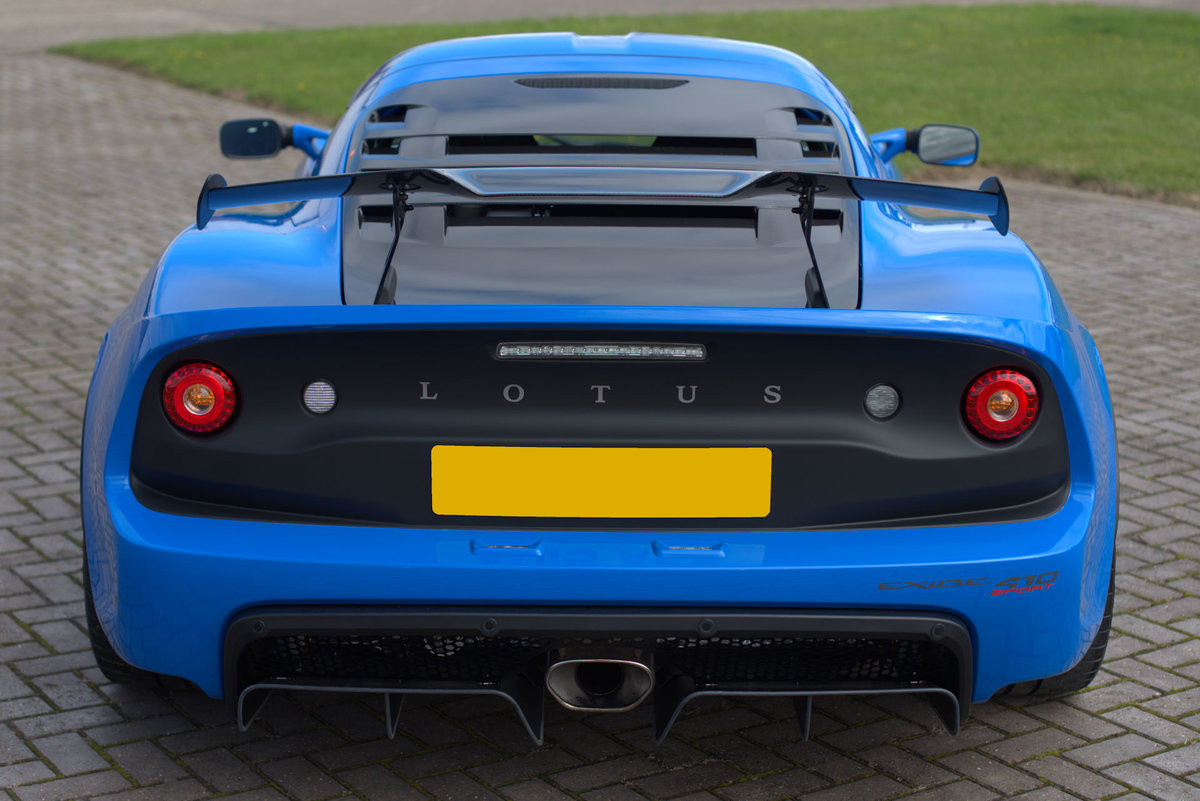 2020 Lotus Exige Sport 410 Demo (PRICE REDUCTION) SOLD (picture 4 of 13)