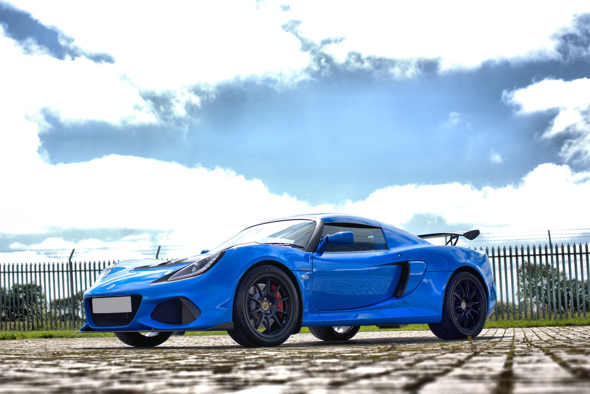 2020 Lotus Exige Sport 410 Demo (PRICE REDUCTION) SOLD (picture 7 of 13)
