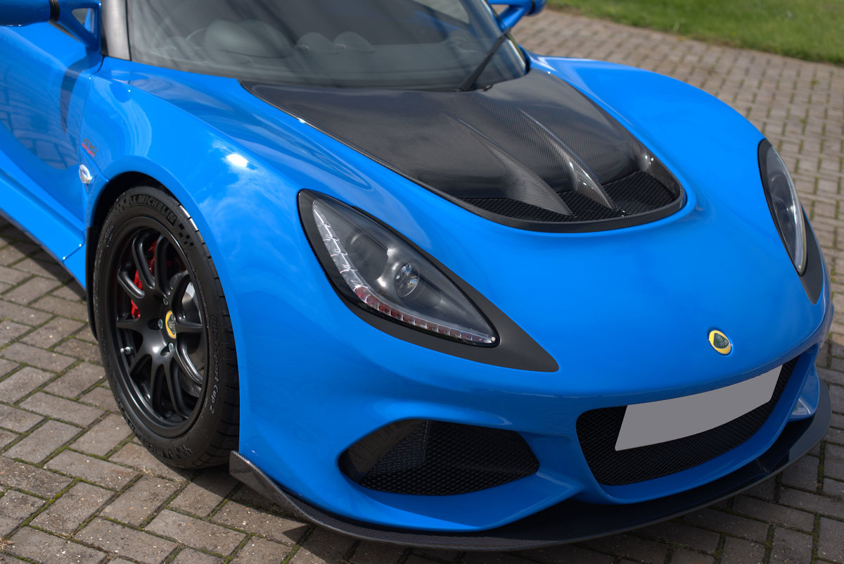 2020 Lotus Exige Sport 410 Demo (PRICE REDUCTION) SOLD (picture 9 of 13)