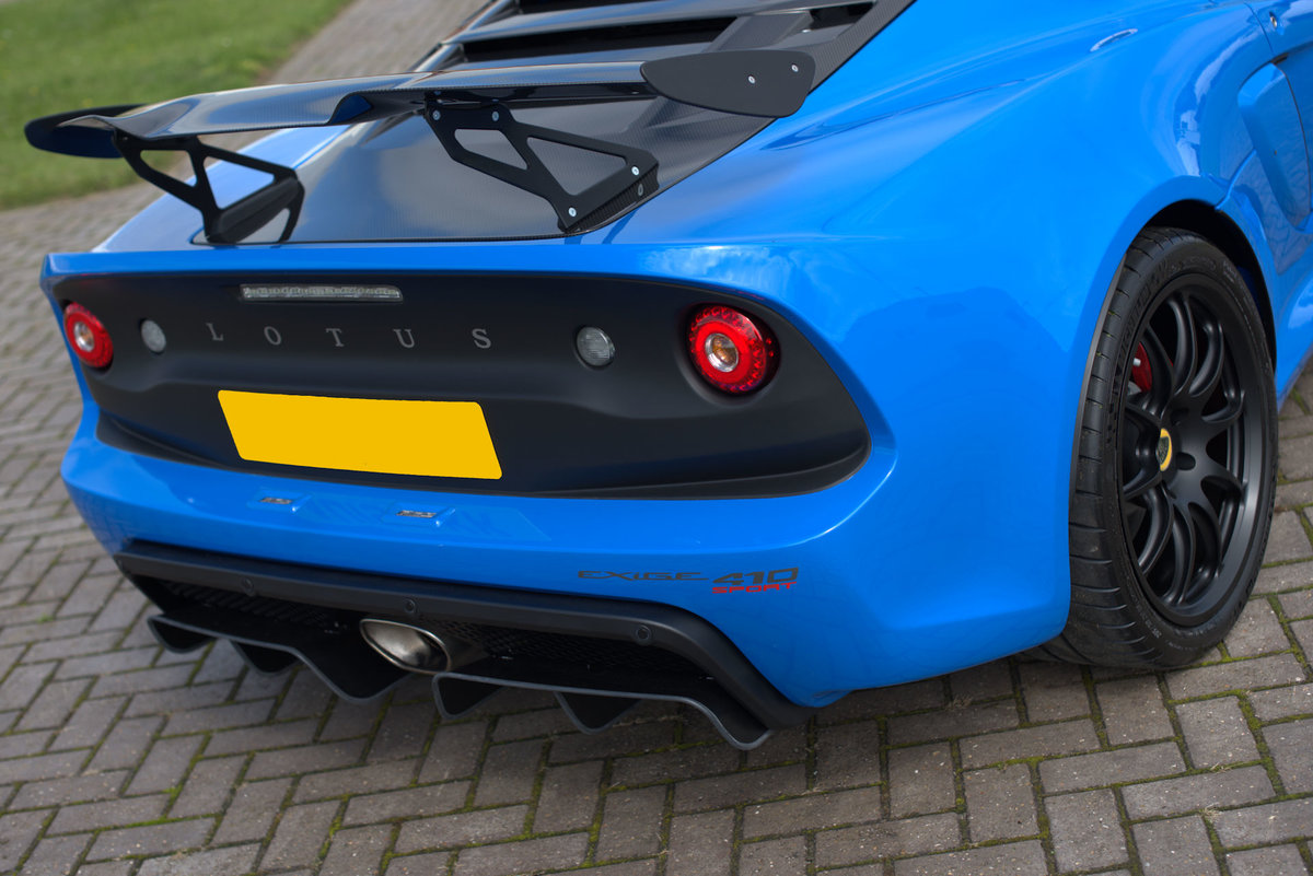 2020 Lotus Exige Sport 410 Demo (PRICE REDUCTION) SOLD (picture 10 of 13)