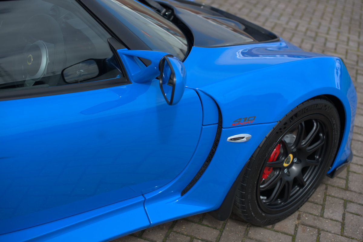 2020 Lotus Exige Sport 410 Demo (PRICE REDUCTION) SOLD (picture 11 of 13)