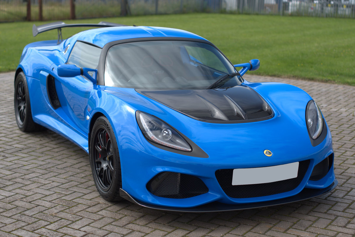 2020 Lotus Exige Sport 410 Demo (PRICE REDUCTION) SOLD (picture 12 of 13)