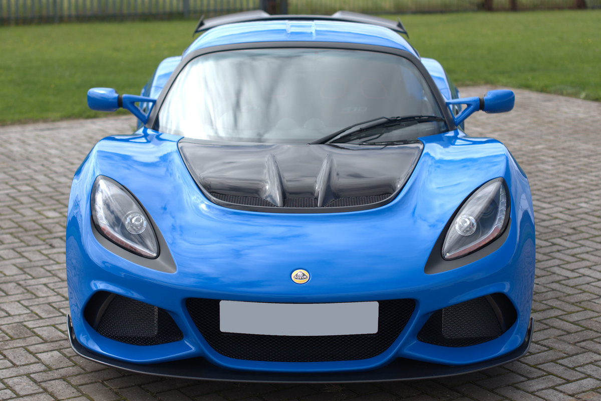 2020 Lotus Exige Sport 410 Demo (PRICE REDUCTION) SOLD (picture 13 of 13)