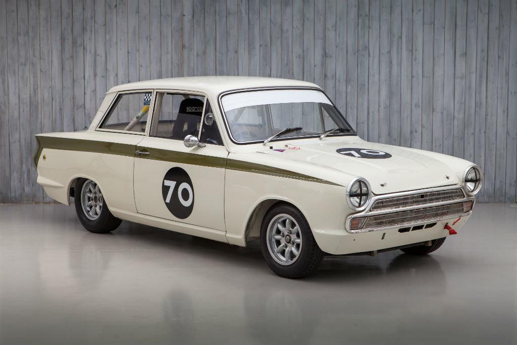 1965 Lotus Cortina Mk1 FIA For Sale (picture 1 of 6)