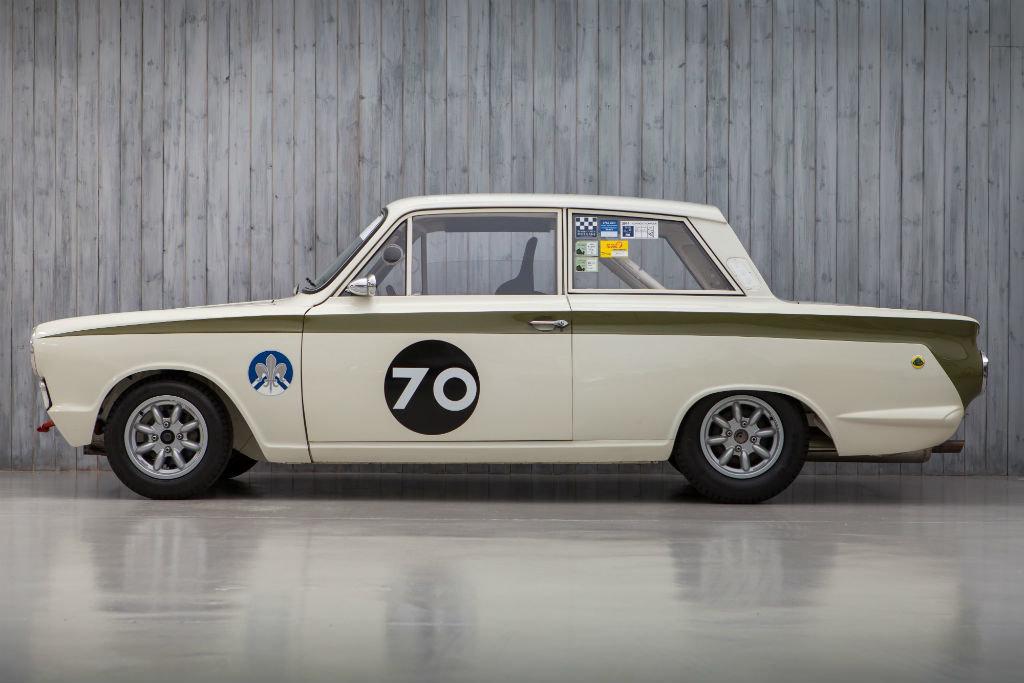 1965 Lotus Cortina Mk1 FIA For Sale (picture 4 of 6)