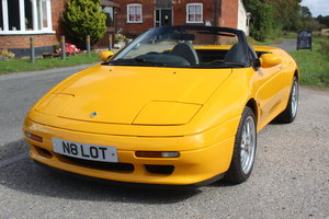 ELAN M100 S2 - #736 - BEST COLOUR, GREAT SPEC AND HISTORY