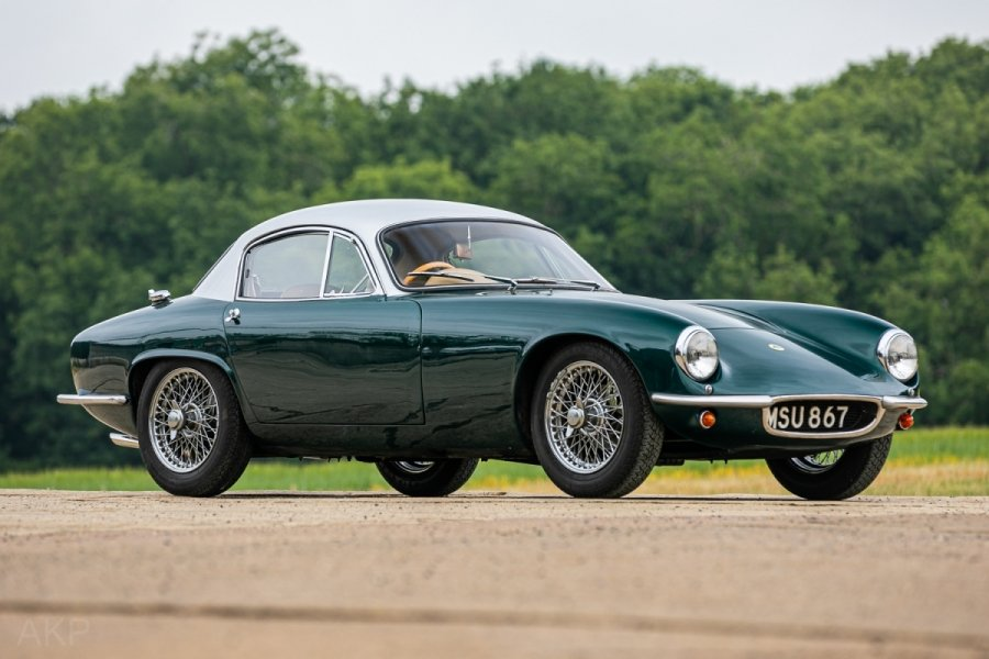 Picture of 1960 Lotus Elite 14, series 1, original numbers. Final reduction! For Sale