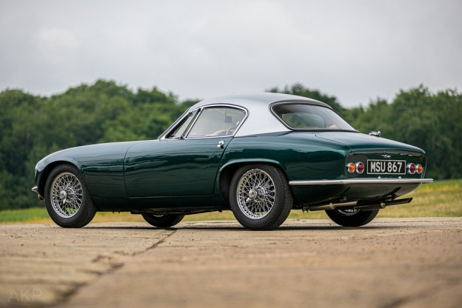 1960 Lotus Elite 14, series 1, original numbers. Price lowered! For Sale (picture 3 of 12)