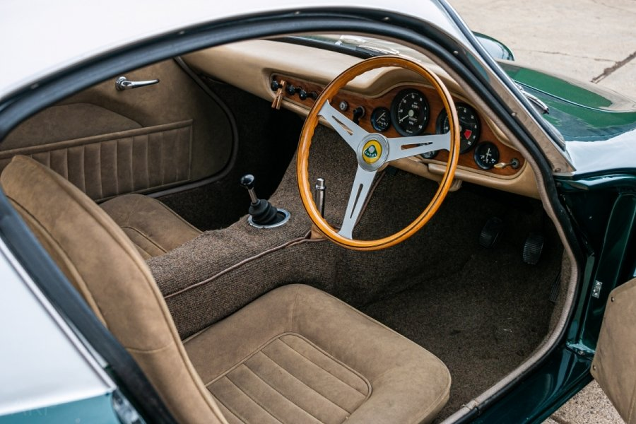 1960 Lotus Elite 14, series 1, original numbers. Price lowered! For Sale (picture 4 of 12)