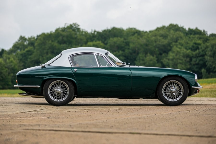 Picture of Lotus Elite 14, series 1, 1960 everything fully restored! For Sale