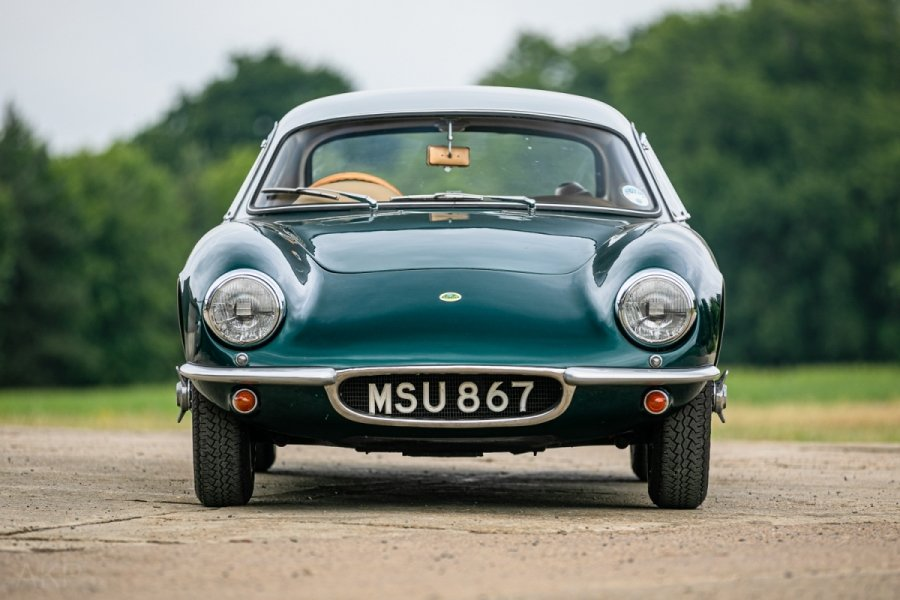1960 Lotus Elite 14, series 1, original numbers. Price lowered! For Sale (picture 8 of 12)