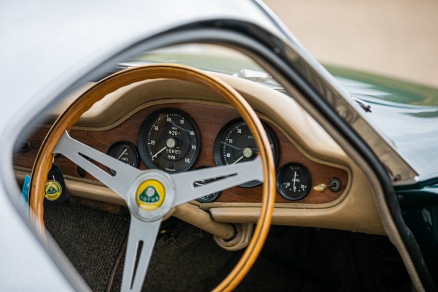1960 Lotus Elite 14, series 1, original numbers. Price lowered! For Sale (picture 10 of 12)