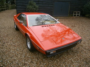Picture of 1977 LOTUS ESPRIT S1 '77 LHD 23203 MILES   RECOMMISSIONING *SOLD* For Sale